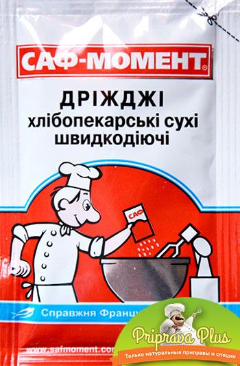 Дрожжи хлебопекарские «Саф-момент»