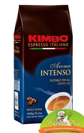Кофе KIMBO Aroma Intenso в зернах 1000г