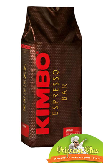 Кофе Kimbo Espresso Bar Unique в зернах 1000г