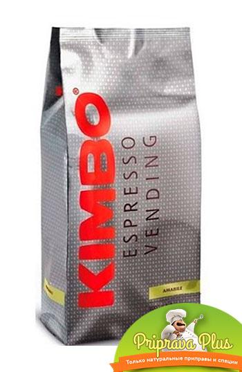 Кофе Kimbo Espresso Vending Amabile в зернах 1000г