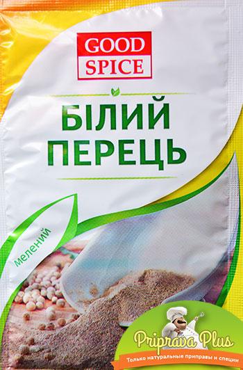 Перец белый молотый «Good Spice»