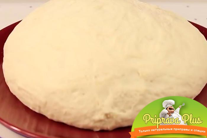 Постное дрожжевое тесто без расстойки пошаговый рецепт с фото