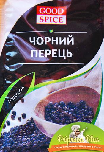 Чёрный перец (горошек) «Good Spice»