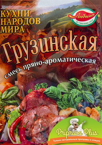 «Грузинская» смесь пряно-ароматическая «Любисток»