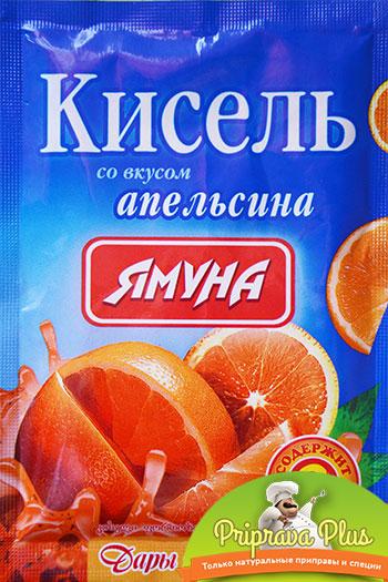 Кисель со вкусом апельсина «Ямуна»
