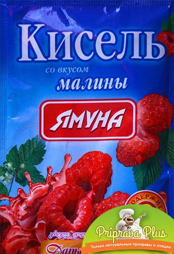 Кисель со вкусом малины «Ямуна»