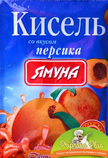 Кисель со вкусом персика «Ямуна»