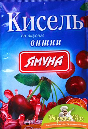 Кисель со вкусом вишни «Ямуна»