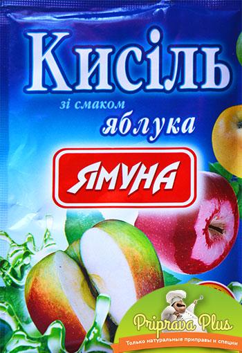 Кисель со вкусом яблока «Ямуна»