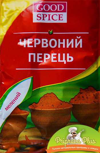 Красный перец «Good Spice»
