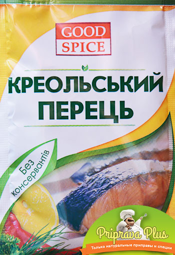 Креольский перец «Good Spice» 20 г