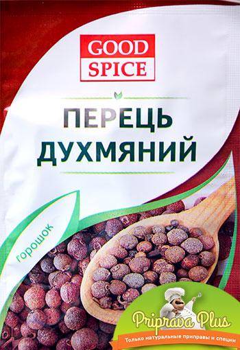 Перец душистый горошек «Good Spice» 10 г
