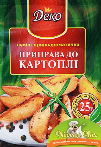 Приправа к картофелю «Деко»