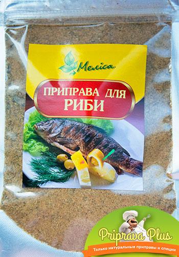 Приправа для рыбы «Мелиса» 120 г