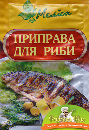 Приправа для рыбы «Мелиса»