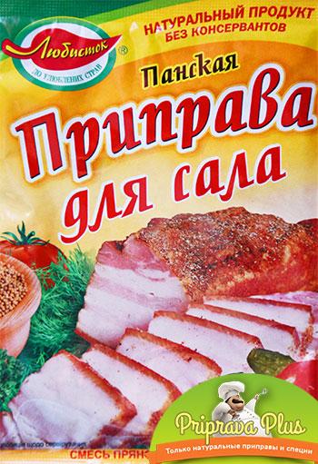 Приправа для сала «Панская» «Любисток» 30 г