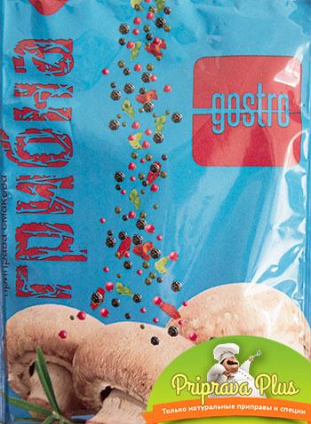 Приправа вкусовая грибная «gostro» 80 г
