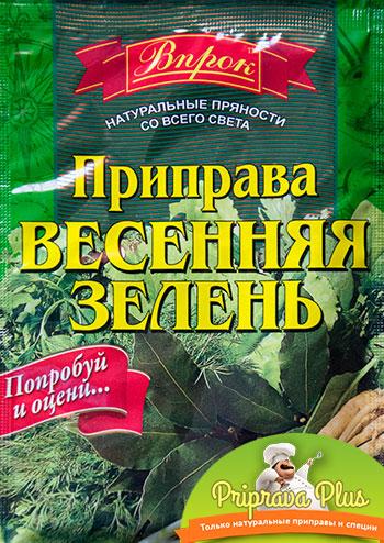 Приправа весенняя зелень «Впрок» 30 г