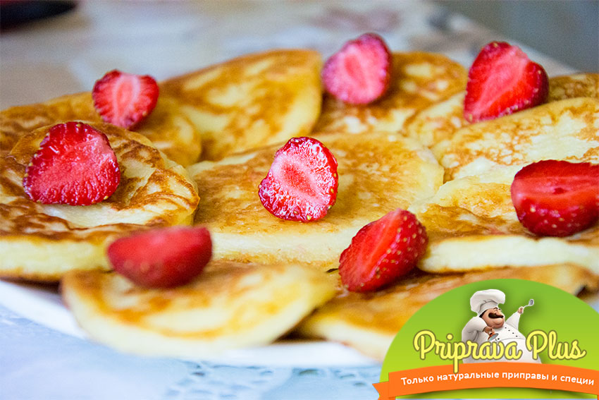 Рецепт вкусных оладьев на кефире с творогом пошагово с фото