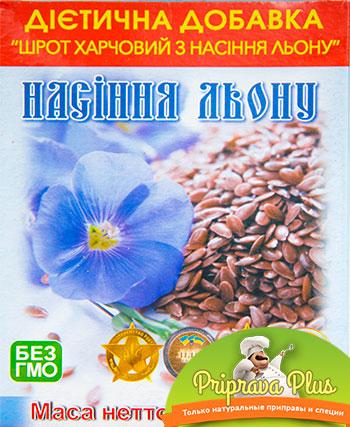 Семена льна (шрот) 200 г