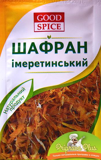 Шафран имеретинский (лепестками) «Good Spice»
