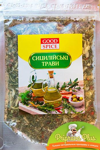 Сицилийские травы «Good Spice»