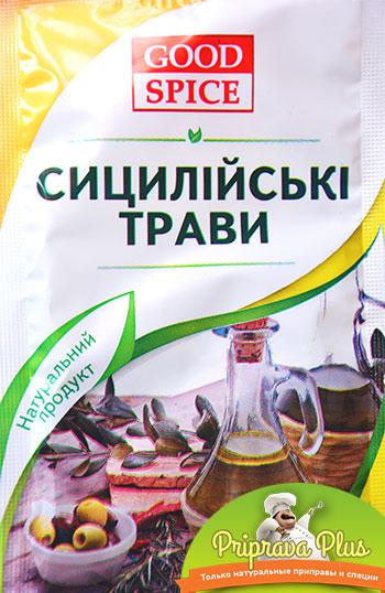 Сицилийские травы «Good Spice» 10 г