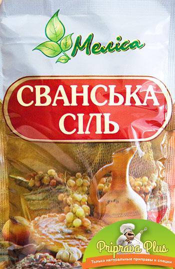 Сванская соль «Мелиса» 40 г