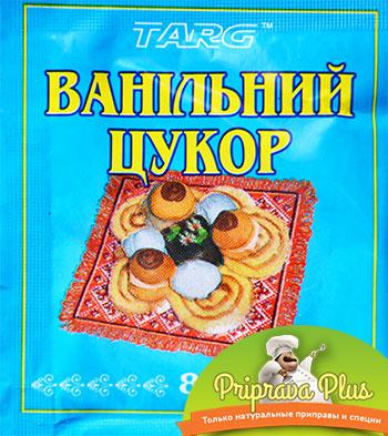 Ванильный сахар «Targ» 8 г