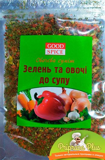 Зелень и овощи для супа «Good Spice» 40 г